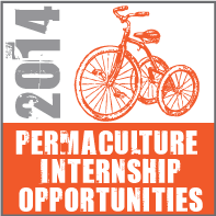 tricycle acres permaculture internship 2014
