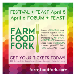 FARM FOOD FORK